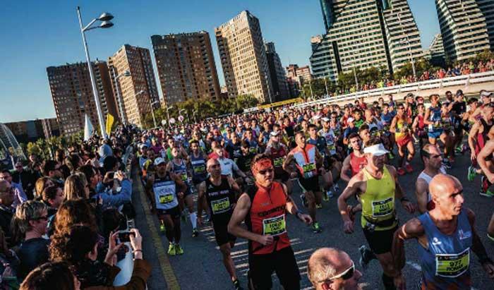 Consejos para el corredor el día de maratón