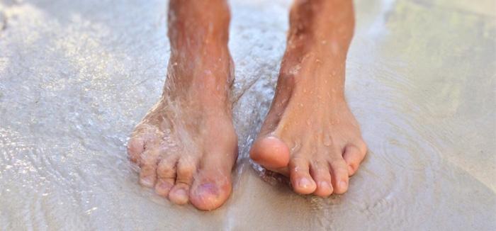 picor dedo gordo pie izquierdo