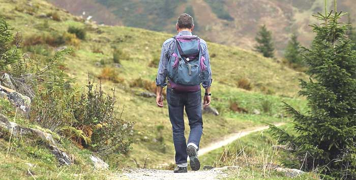 Senderismo, con cabeza: recomendaciones para nuestros pies antes de echarnos al monte