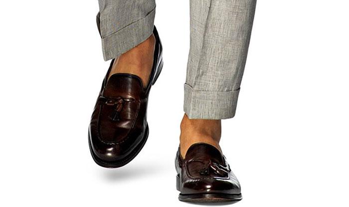 No llevar calcetines con los zapatos, una moda que puede afectar a la salud de tus pies