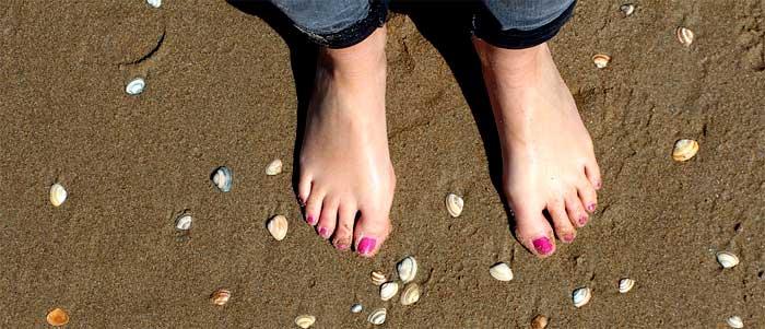 8 datos curiosos sobre los hongos de los pies