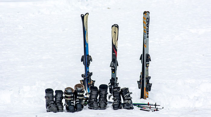 Consejos podológicos a la hora de comprar las botas de esquí perfectas